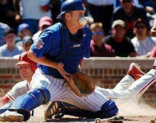 do i not like balls in my face baseball funny photos