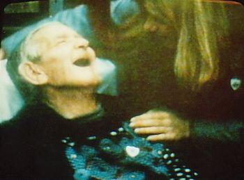 joey deacon spastic cripple blue peter show photograph image