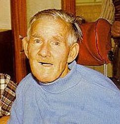 joey deacon spastic cripple photograph image