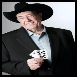Texas Dolly dead death died RIP - Doyle Brunson and his famous 10 2 hand