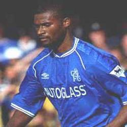 Winston Bogarde This Negro Bows for No One chelsea chelski football club fc player