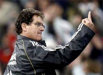 Yoghurt of the Week - Fabio Capello blackmaled