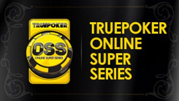 toss truepoker tournaments TruePoker Online Super Series